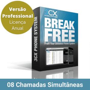 3CX-Professional-08-Chamadas-Simultaneas