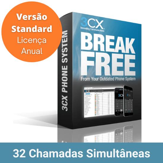3CX-Standard-32-Chamadas-Simultaneas
