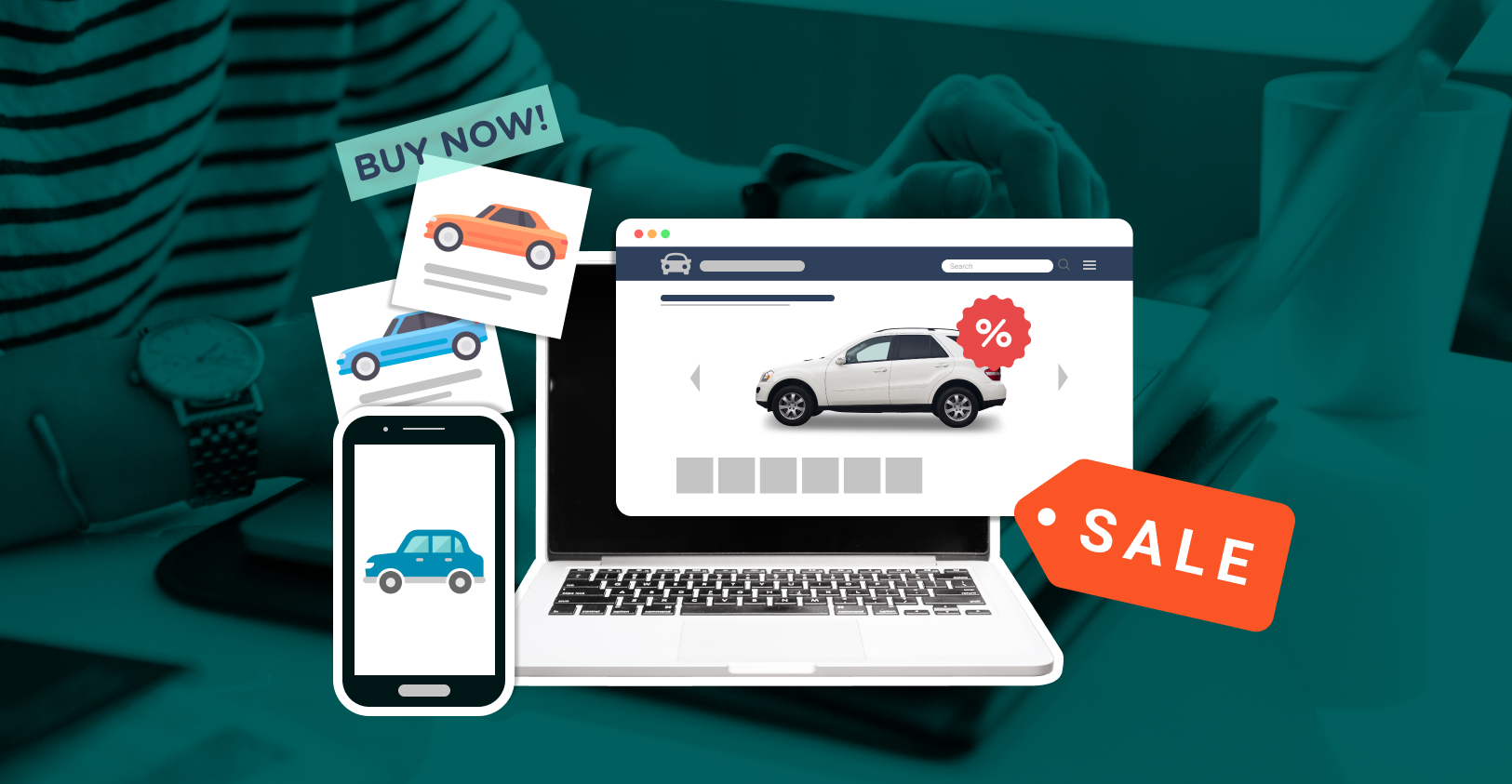 marketing automotivo